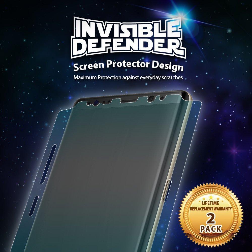 Mica Protector de Pantalla Plastico Samsung Galaxy Note 8