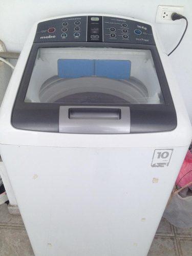 Motivo De Mudanza Vendo Lavadora Mabe 16 Kg Automatica
