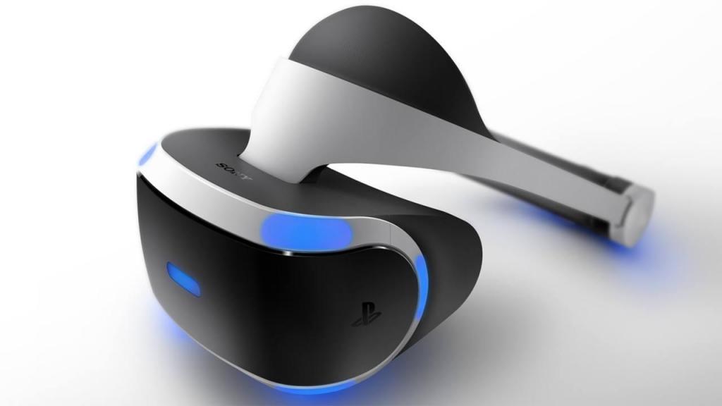 Ps4 Vr Ps Vr Realidad Virtual Como Nuevo
