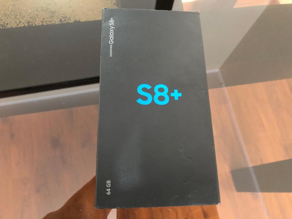 buen precio! Samsung S8 plus nuevo