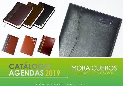Agendas Personalizadas 2019 - Empresariales, Institucionales
