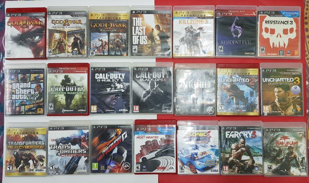 Buenos Juegos de Playstation 3