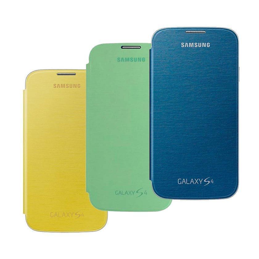 Estuche Flip Cover Samsung Galaxy S4 Original