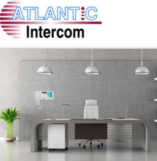 VIDEO PORTERO INTERCOMUNICADOR ATLANTIC INTERCOM.