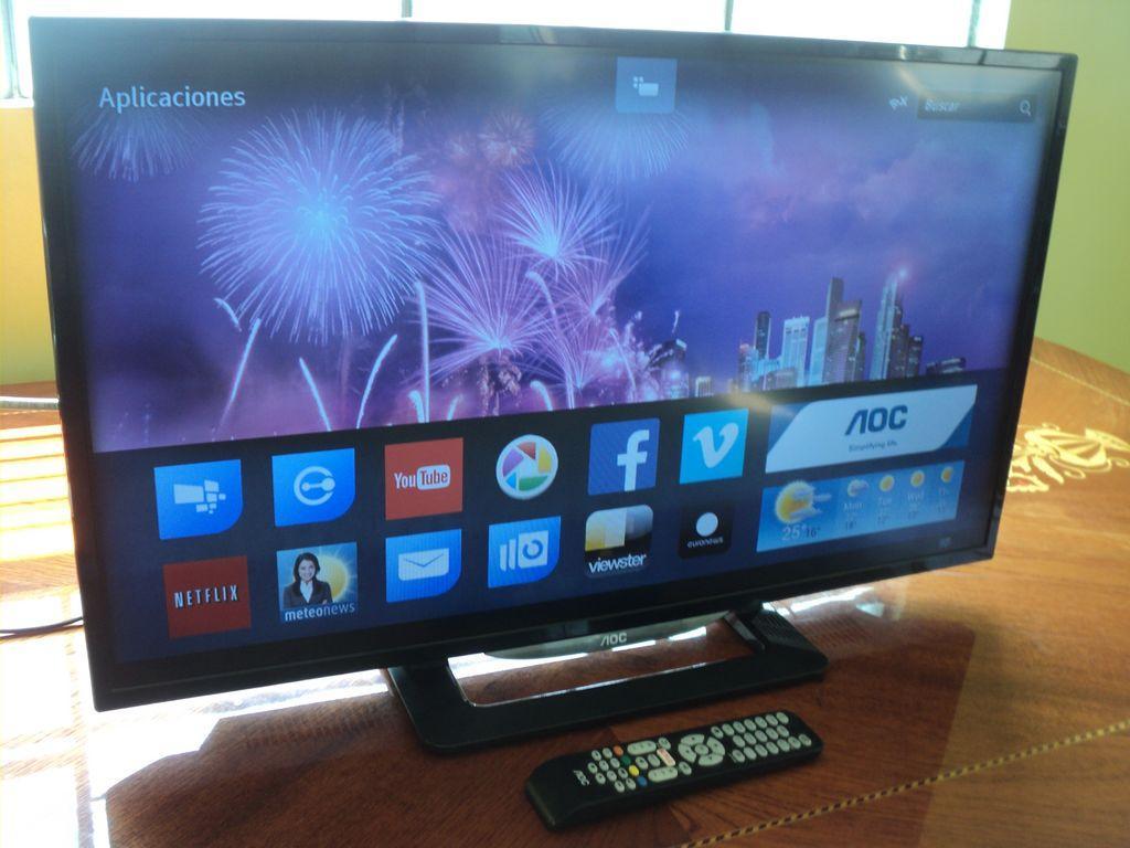 Vendo Televisor AOC 32 Pulgadas SmarTV wifi Excelente