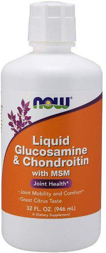 Ahora Glucosamina Y Condroitina Con Msm Liquido