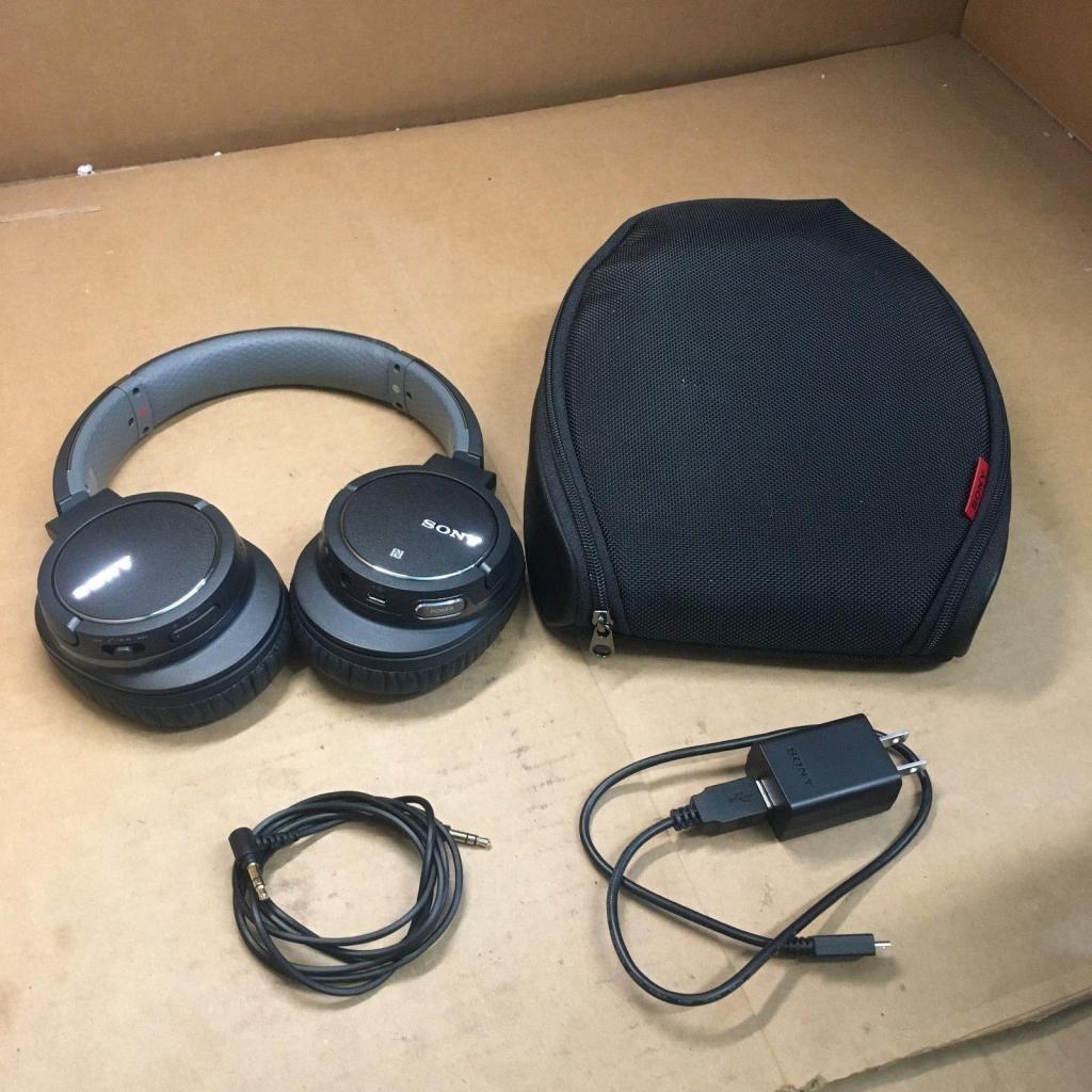 Audifono SONY Bluetooth con Cancelación de Ruido MDR