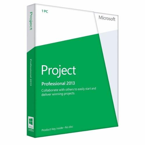 Licencias Ms Project