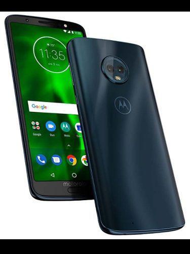 Motorola Moto G6 32gb Azul Indigo