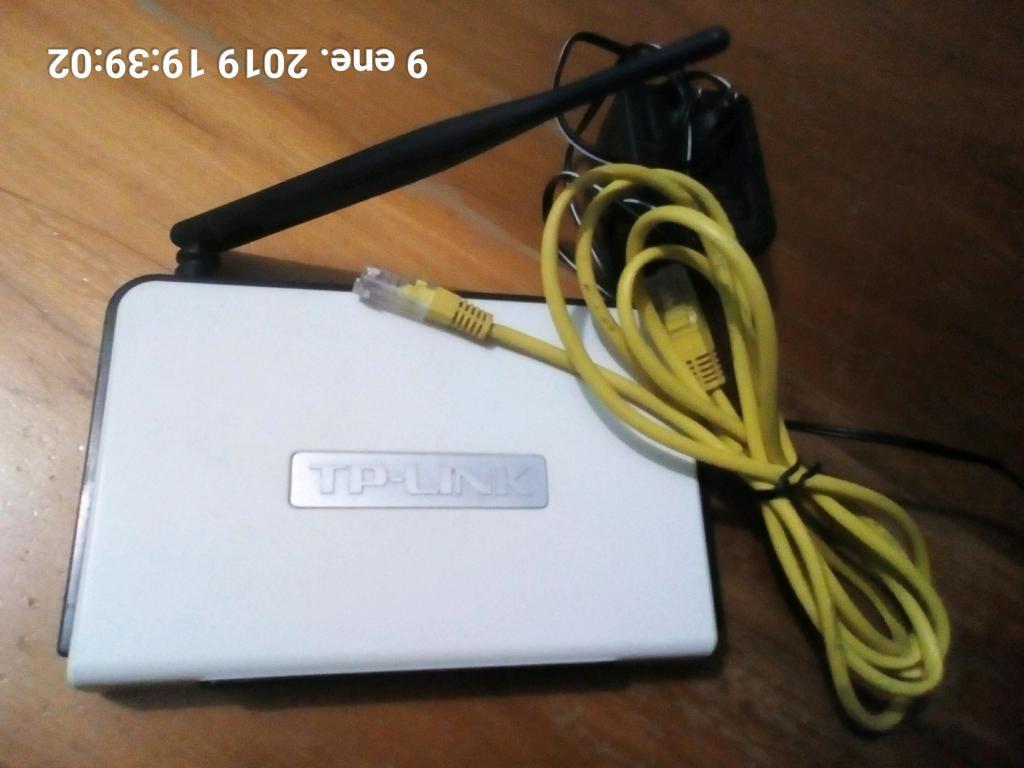 Router TP Link TLWR541G
