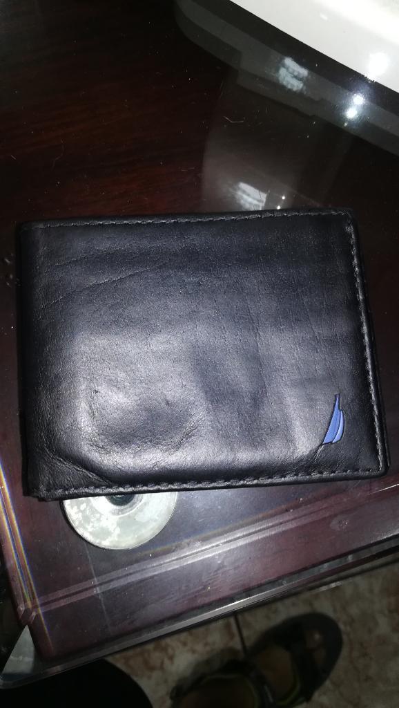 Billetera Náutica Original Traída de Usa