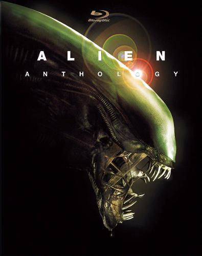 Blu Ray Alien Antología - Stock - Nuevo - Sellado