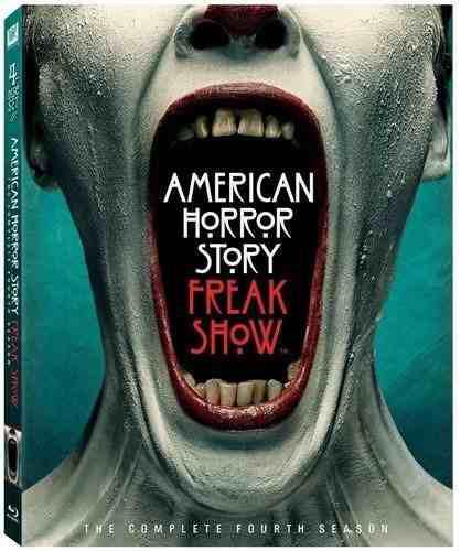 Blu Ray American Horror Story: 4ta. Temporada - Stock