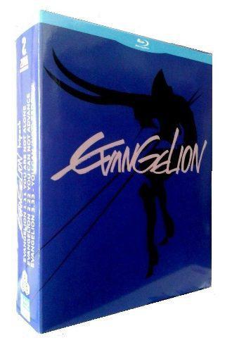 Blu Ray Evangelíon Trilogía - Stock - Nuevo - Sellado