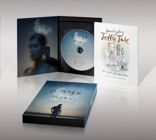 Blu Ray Pérdida (Gone Girl) Stock - Nuevo - Sellado