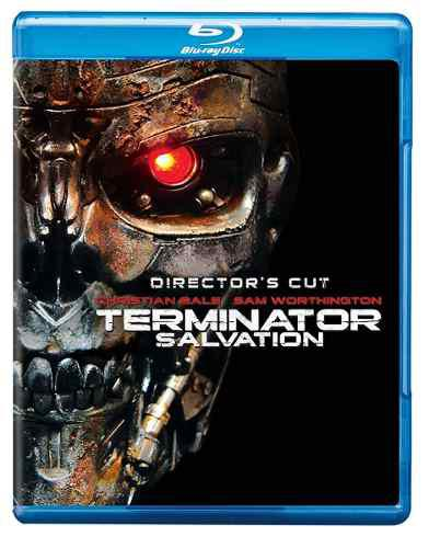 Blu Ray Terminator Salvation - Stock - Nuevo - Sellado