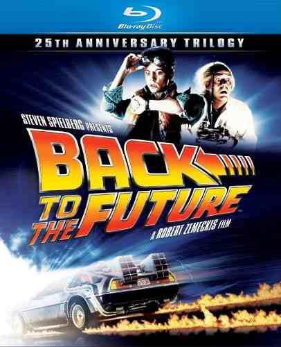 Blu Ray Volver Al Futuro Trilogía - Stock - Nuevo - Sellado