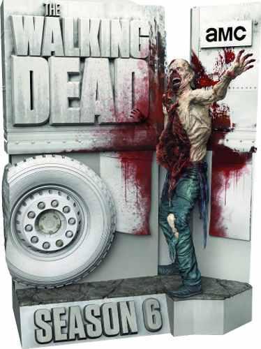 Blu Ray Walking Dead: Sexta Temporada Edition Gif - Stock