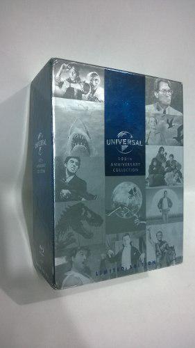 Blue Ray Originales Universal Estudios 100 Años De