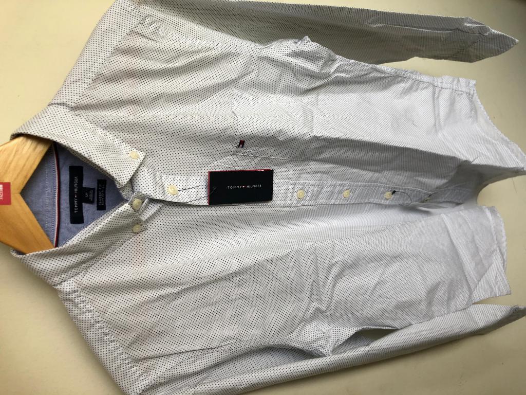 Camisa Tommy Hilfiger Nueva Y Original  Talla Small