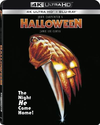 Halloween (1978) Blu-ray 4k Uhd En Stock