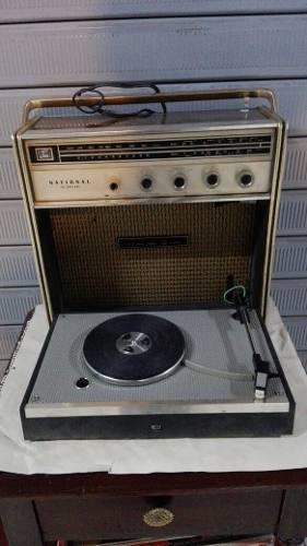 Lae Tocadisco Radio National Sg - 595 Automático 33 Y 45