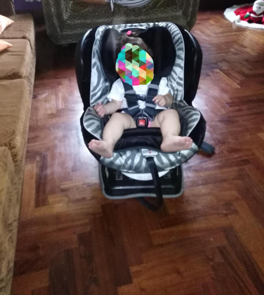 Remato silla de auto para bebe Britax
