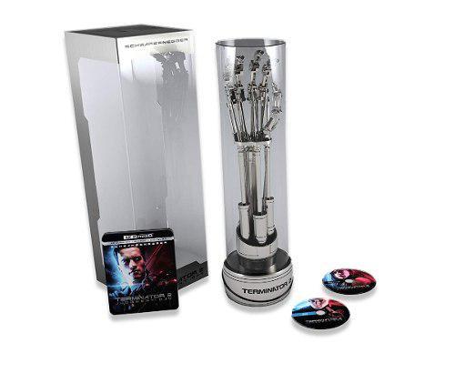 Terminator 2 Replica Brazo + Pelicula Bluray 4