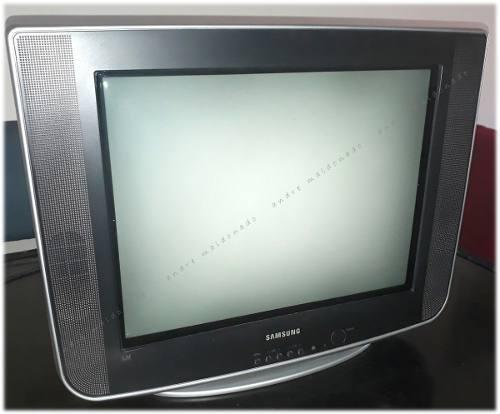 Tv 21 Pulg Samsung Ultra Slim Fit - Perfecto Estado - Am1819