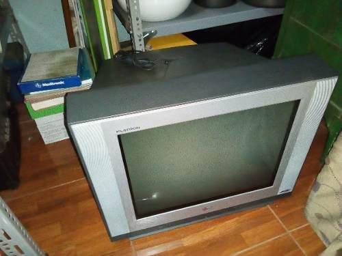 Tv Lg Flatron - 21 Pulgadas