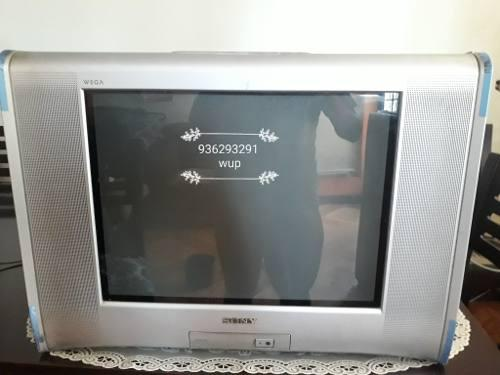 Tv Sony Wega De 21 P. Remate