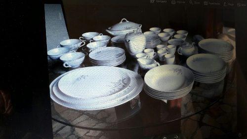 Vajilla Antigua De Porcelana Japonesa
