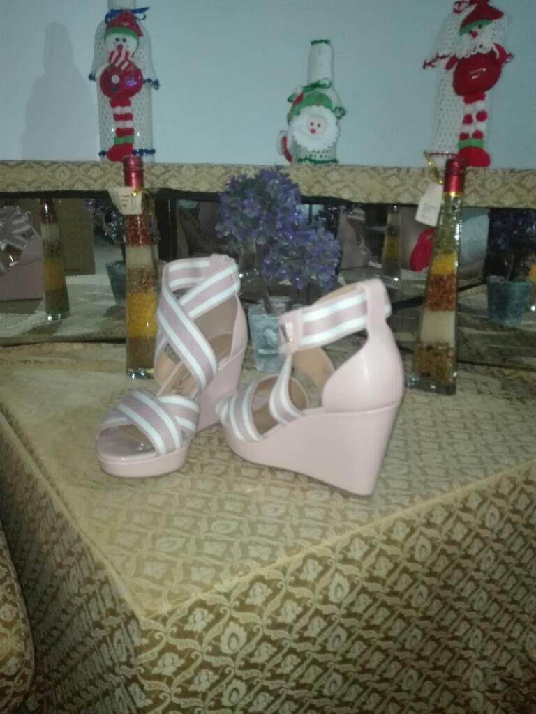 38e9b717 Zapatos vizzano talla 37 horma grande color | Posot Class