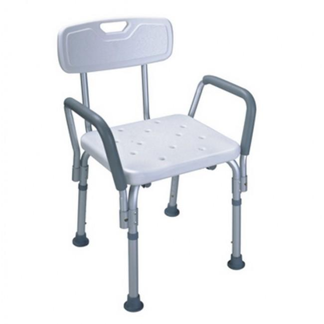 silla para ducha aluminio importado