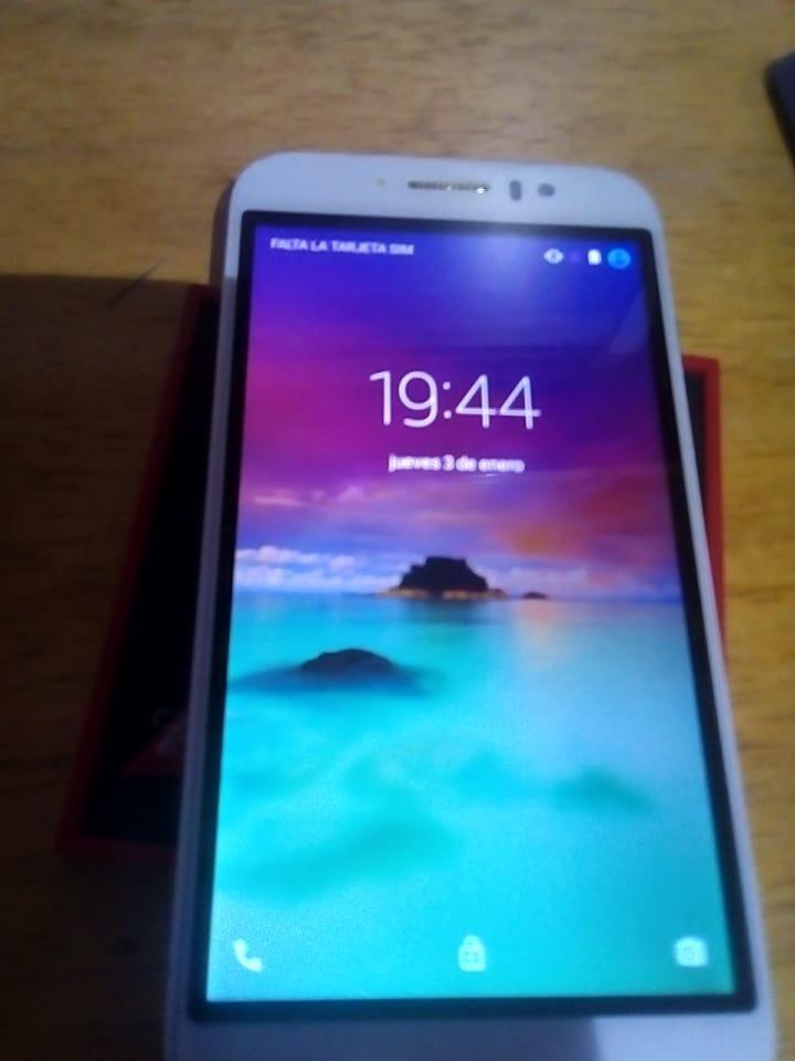 LG K10 BLANCO 32 GB,