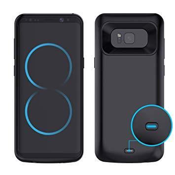 Power Case Para Samsung S8 Plus De  Mah