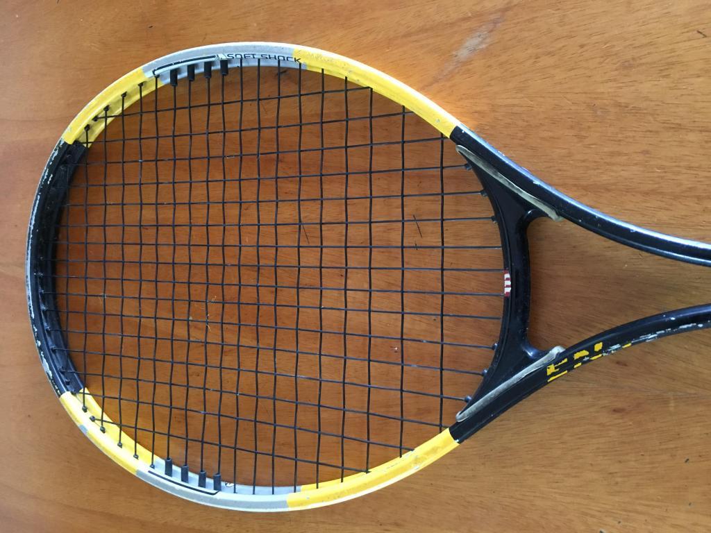 Raqueta Wilson usada
