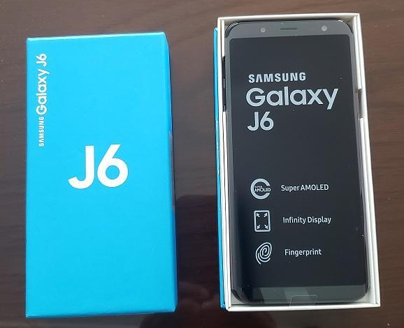 Samsung Galaxy J6 32GB  Nuevo en Caja Original