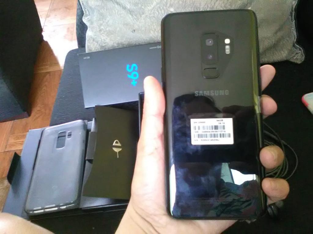 Samsung S9 Plus de 64gb Nuevo/cambio