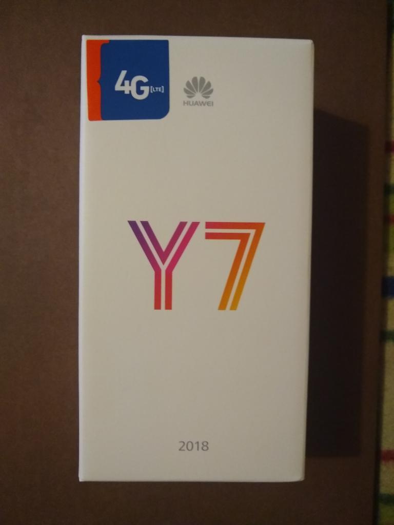 Vendo Celular Huawei Y Nuevo