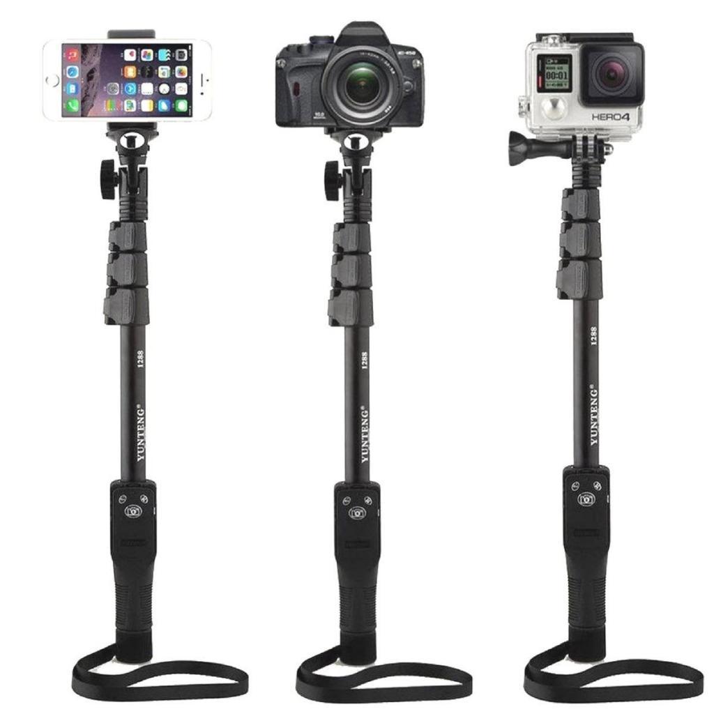 Monopod Selfie Profesional Yunteng  Bluetooth para