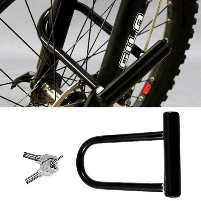 Candado U Lock Vision Para Motos Y Bicicletas Nuevas