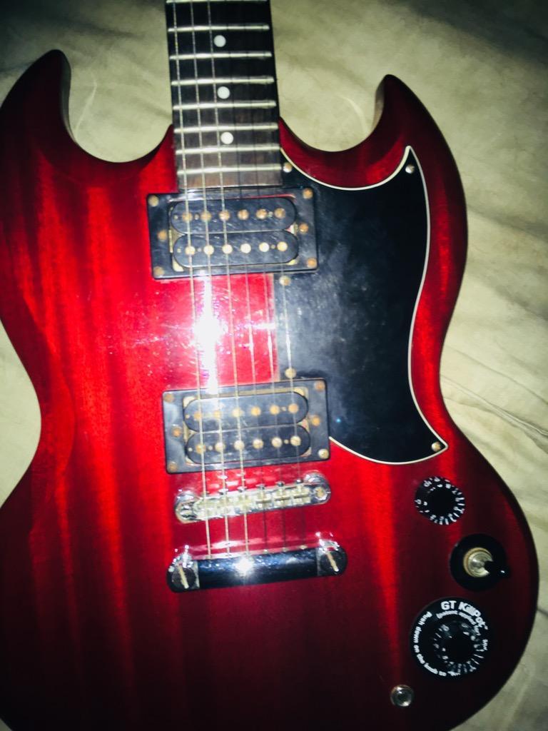 Guitarra Epiphone Sg Special