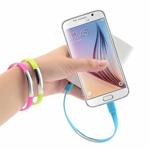 Pulsera Cargador Cable Usb Para Android