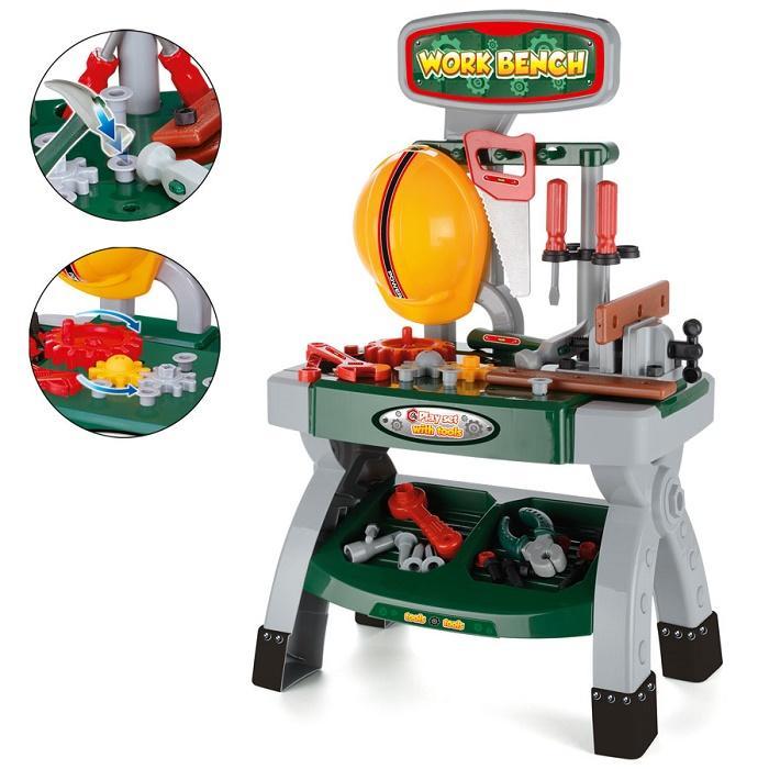 Set de herramientas niños