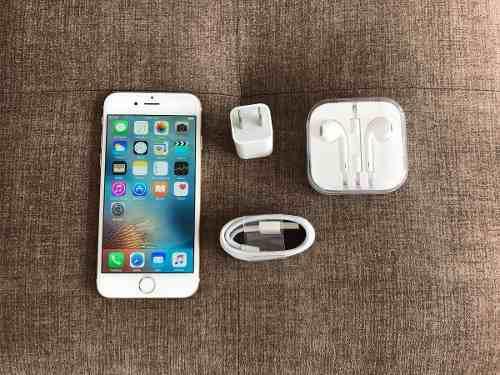 Apple Iphone 6 16gb Libre Accesorios Completos 4g Lte