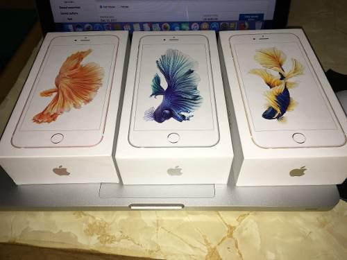 Apple Iphone 6s Plus - 128gb - Colores (unlocked) A1687