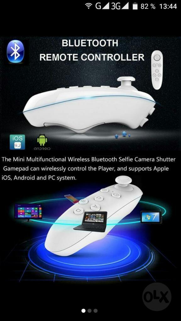 Control Bluetooth Vr Selfie