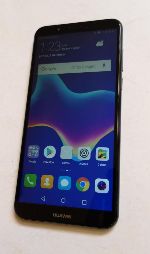 Huawei Y Libre para Todo Operador