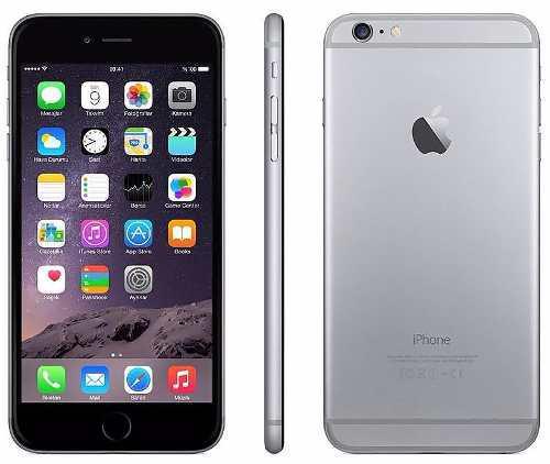 Iphone 6 32gb 4g Lte Apple Caja Sellada Libre Fábrica